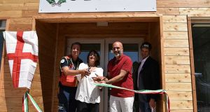 Milan gifts new town hall to Amatrice