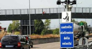 Milan withdraws almost 3,000 traffic fines for error