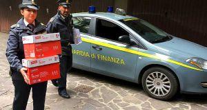 Milan cops nab almost 3,000 tax evaders