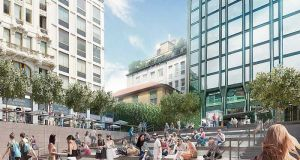 Apple to open outdoor amphitheatre and store in Milan