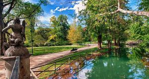 Parks and gardens in Milan