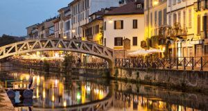 Navigli: The Canals of Milan