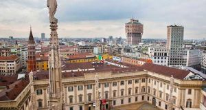 Milano's Royal Palace among world's 100 top sites for visits