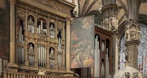 Milan's Duomo organ in dire straits