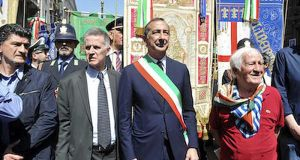 Milan celebrates Liberation Day on 25 April