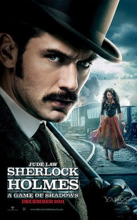 English Language Cinema in Milan - Sherlock Holmes: a Game of Shadows