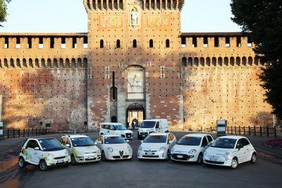 Price hike for car sharing in Milan