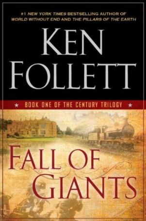 The book of the week: Fall of Giants by Ken Follett