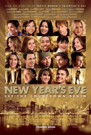 English Language Cinema in Milan - New year's Eve