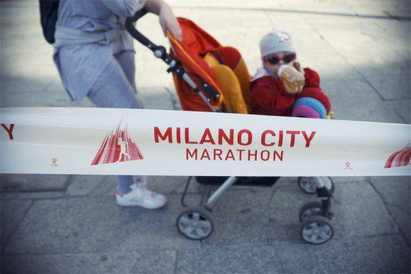 Milan City Marathon 2012