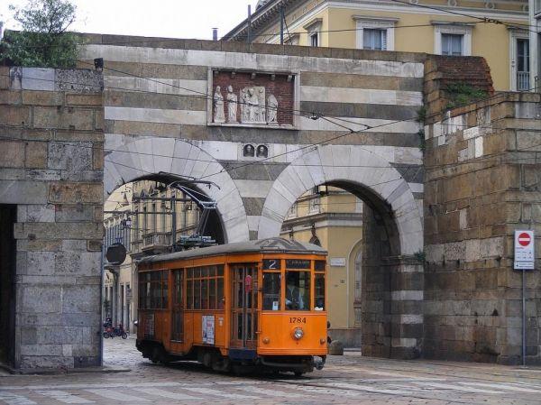 Public transport strike in Milan