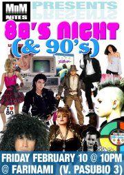 80's-90's U be the DJ + Karaoke Night