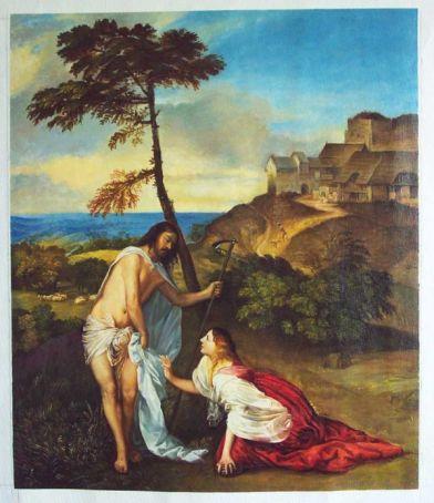 Tiziano and Modern Landscape