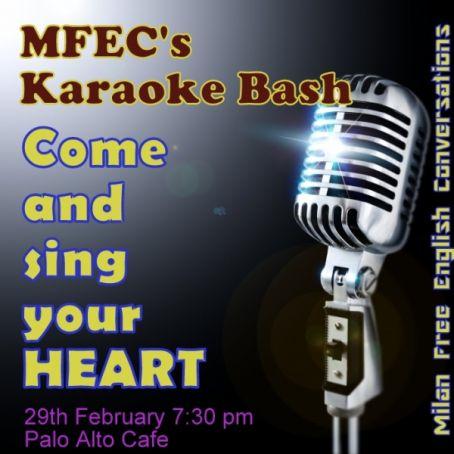 Mfec's Karaoke Bash