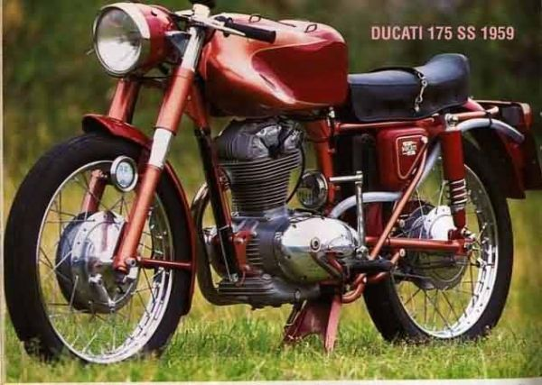The most beautiful Ducati of all times on display in Novegro