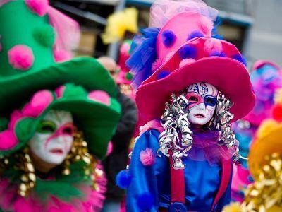 Carnevale at Bar Twelve!