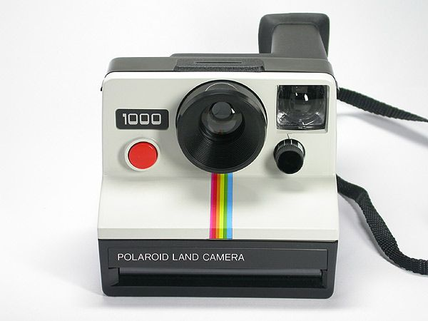 Polaroid: Easy Art?