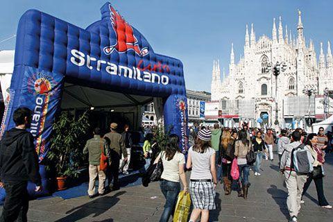 Milan gears up for Stramilano marathon