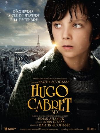 English Language Cinema in Milan - Hugo Cabret