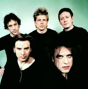 The Cure in Milan