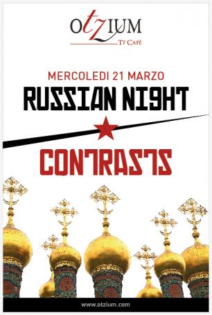 Russian night in Milan