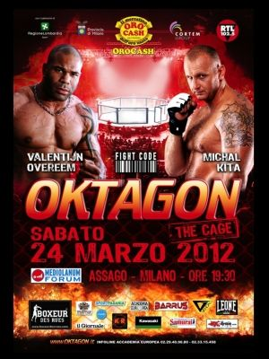 Oktagon in Milan