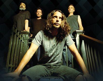 Soundgarden concert in Milan