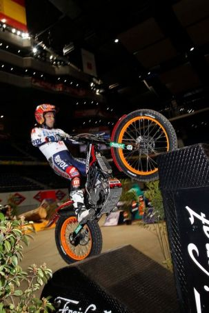 2012 FIM X-Trial World Championship in Milan