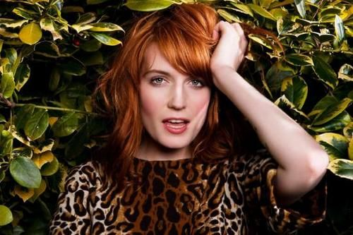 Florence and the machine in Milan