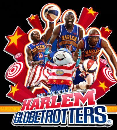 Harlem Globetrotters in Milan