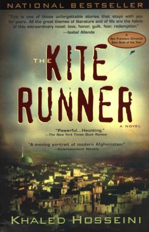 Our reader's book suggestions: The Kite Runner by Khaled Hosseini