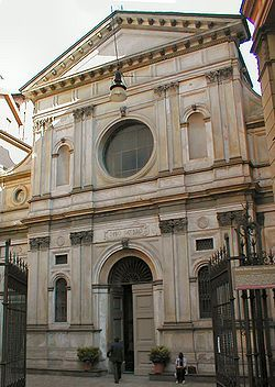 Milan's well-kept secrets - S. Maria presso S. Satiro