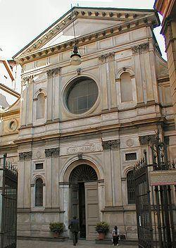 Milan's well-kept secrets - S. Maria presso S. Satiro