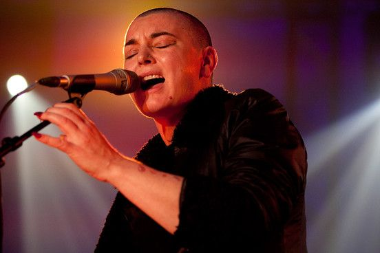 Sinead O'Connor live in Milan - 2012 tour cancelled