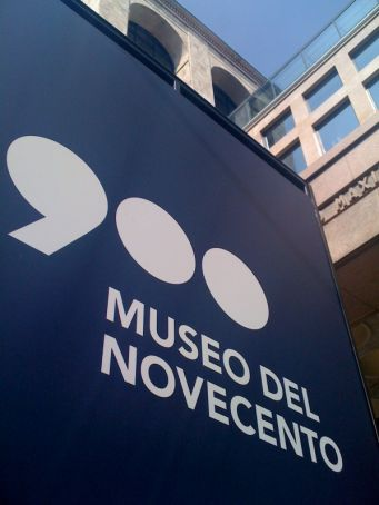 Kids Workshops at Museo del Novecento