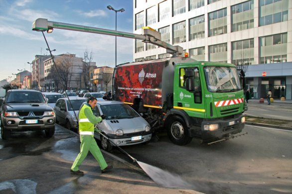 """Painless"" street-cleaning extended by another 246 km"