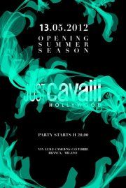 NEW open-air aperitivo at the stylish Just Cavalli Cafe!