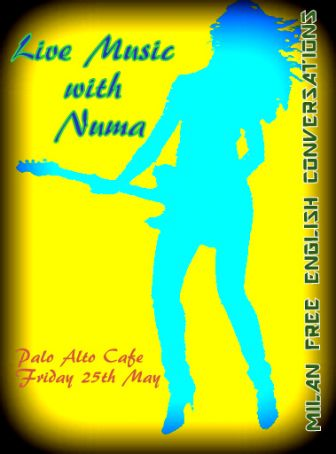 Rock N Roll With Beautiful Numa