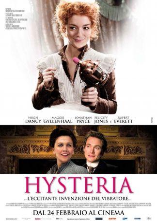 English Language Cinema in Milan - Hysteria