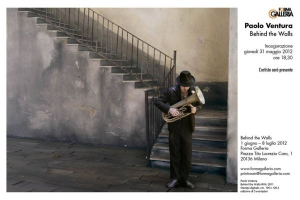 Photographs by Paolo Ventura