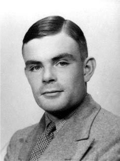 Homage to Alan Turing and Informatics