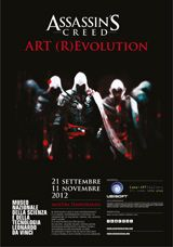 Assassin's Creed Art Evolution