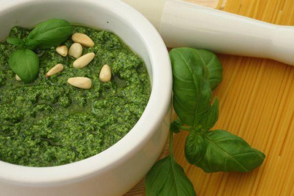Today's recipe - Pesto alla Genovese