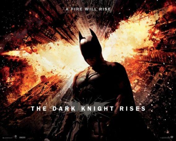 English language cinema in Milan: The Dark Knight Rises