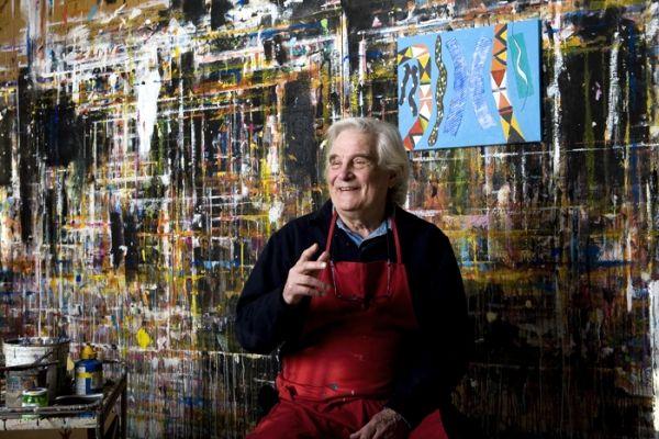 Artist Ignazio Moncada has passed away