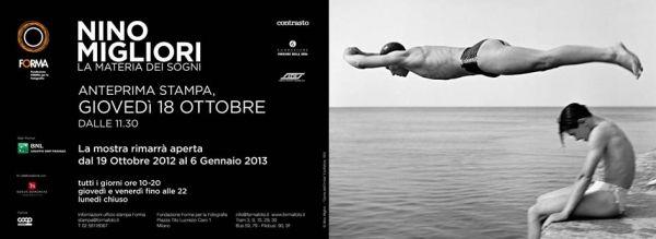 Nino Migliori's Exhibition