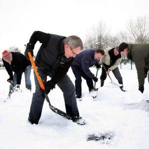 Milan opens register for snow volunteers