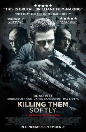 English language cinema in Milan: Cogan - Killing them softly