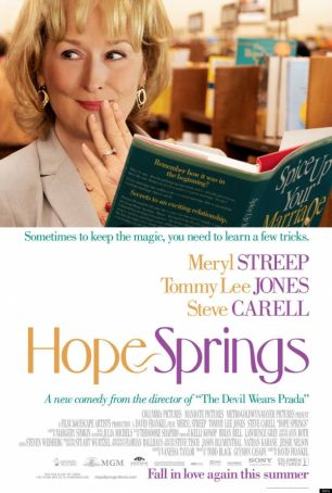 English language cinema in Milan: Hope Springs