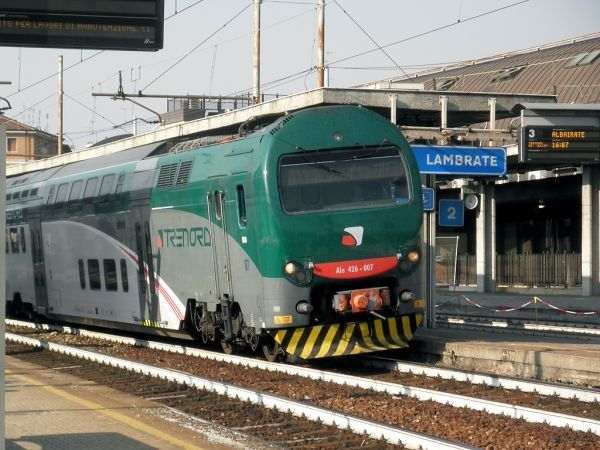 Trenord to strike on 16 December
